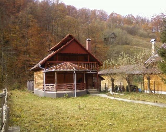 De vanzare cabana din lemn in valea ierii judetul cluj for Case din lemn pret 5000 euro
